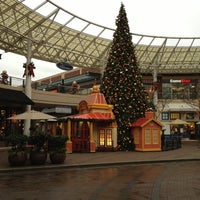 Photo taken at Redmond Town Center by Dmitri D. on 11/28/2012