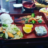 Photo taken at Sushi Rock by Ahmed M. on 2/23/2016