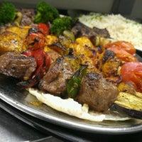 Photo taken at Khoury's Mediterranean Restaurant by khouryslv k. on 1/16/2017