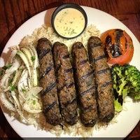 Photo taken at Khoury's Mediterranean Restaurant by khouryslv k. on 1/18/2017