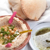 Photo taken at Khoury's Mediterranean Restaurant by Khoury's Mediterranean Restaurant on 11/30/2014
