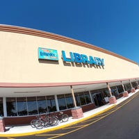 Photo taken at Orange County Library - Edgewater Branch by Rubin J. on 2/20/2015