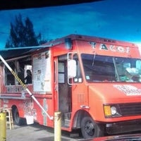 Photo taken at The Taco Truck by Alex on 2/9/2014