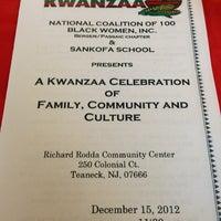 Photo taken at Richard Rodda Community Center by LaTanya B. on 12/15/2012