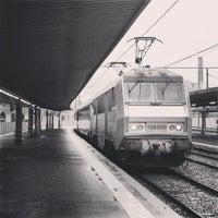 Photo taken at Gare SNCF de Paris Austerlitz by François G. on 2/1/2013