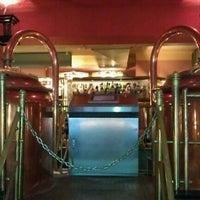 Снимок сделан в Ресторан-пивоварня «Кумпель» пользователем Alex B. 9/15/2012