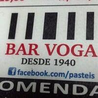 Photo taken at Bar Voga by Maria Fernanda M. on 7/9/2013