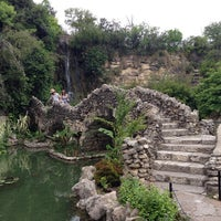 Photo taken at Japanese Tea Gardens by Albert R. on 4/14/2013