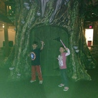 Photo taken at MagiQuest at Great Wolf Lodge by Marcela K. on 4/15/2014