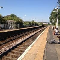 Photo taken at Nitshill Railway Station (NIT) by Richard B. on 7/25/2014