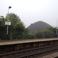 Photo taken at Nitshill Railway Station (NIT) by Richard B. on 7/28/2014