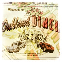 Photo taken at The Oakland Diner by David G. on 4/26/2013