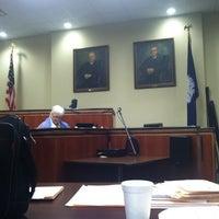 Photo taken at Orangeburg County Courthouse by Trey H. on 11/12/2013
