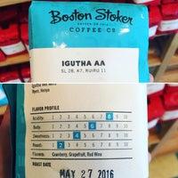 Photo taken at Boston Stoker by John M. on 7/7/2016