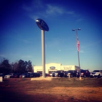 Photo taken at WILLIAM MIZELL FORD by Rebekah C. on 2/24/2014