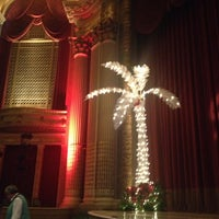 Photo taken at Hawaii Theatre Center by Mcurtis808 on 12/8/2012