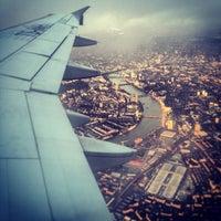 Photo taken at London by Brock w. on 1/7/2013