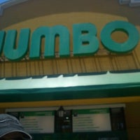 Photo taken at Jumbo by Clau M. on 12/30/2012
