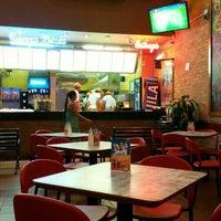 Photo taken at Hamburguesas El Corral by John G. on 6/4/2015