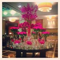 Photo taken at Grosvenor House Dubai فندق جروسفنر هاوس by Ksenia D. on 4/6/2013