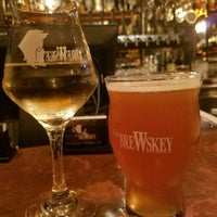 Photo taken at Pub BreWskey by Conrad C. on 9/25/2017