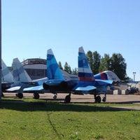 Photo taken at 20 Авиационно-ремонтный завод by Андрей D. on 7/4/2015