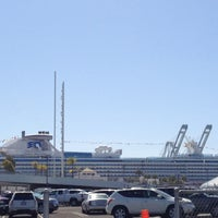 Photo taken at World Cruise Terminal by Joanne P. on 4/20/2013