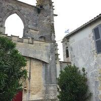 Photo taken at Église Saint-Martin by Max on 5/25/2018