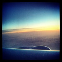 Photo taken at British Airways Flight BA 951 by Christian K. on 10/24/2012