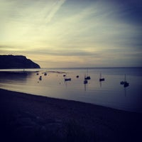 Photo taken at Ringstead Bay by Grant R. on 8/13/2013