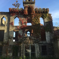 Photo taken at Smallpox Hospital by Danny S. on 11/12/2016