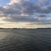 Photo taken at Wollaston Yacht Club by Danny S. on 9/29/2017