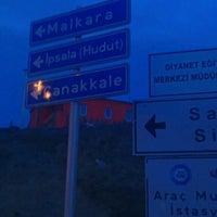 Photo taken at Şarköy yolunda (: by Yaşar KESEBİR S. on 3/26/2015