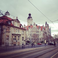 Photo taken at H Neues Rathaus by S on 1/6/2014