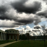 Photo taken at Ohio University by Aaron S. on 3/26/2013