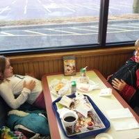 Photo taken at Burger King by Erin H. on 10/12/2012