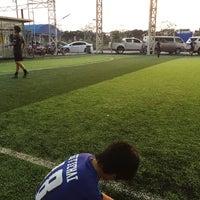 Photo taken at Boy Tarprajun FC by เทพเทพา เ. on 1/19/2017