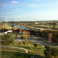 Photo taken at Tarrant County College (Trinity River Campus) by Omar O. on 8/5/2013