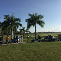Photo taken at La Estancia Golf Resort by Pedro R. on 10/17/2015