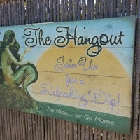 Photo taken at The Hangout by Becky S. on 3/31/2013