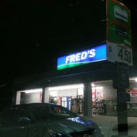 Photo taken at Fred's by Becky S. on 12/19/2012