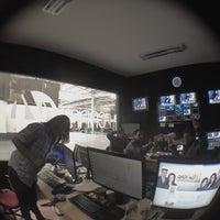 Photo taken at Cabina de Producción Noticias by M Guadalupe P. on 12/19/2014
