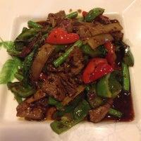 Photo taken at NaraDeva Thai Restaurant by Marvin M. on 10/27/2012