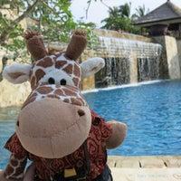 Photo taken at Ayana Resort & Spa, Jimbaran Bali by Griskalia C. on 2/15/2014