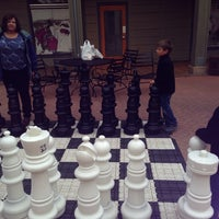 Photo taken at Chess Board by Carolyn H. on 4/19/2014
