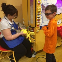 Photo taken at Build-A-Bear Workshop by Carolyn H. on 2/7/2016