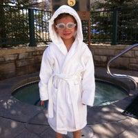 Photo taken at Park Hyatt Beaver Creek Pool by Carolyn H. on 12/2/2012