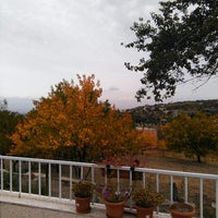 Photo taken at Bağbaşı Bağ Evi by Ayşegül K. on 10/25/2015