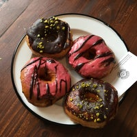 Foto tomada en Brammibal's Donuts por Gilly B. el 7/9/2016