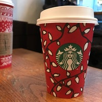 Photo taken at Starbucks by Gilly B. on 1/1/2017